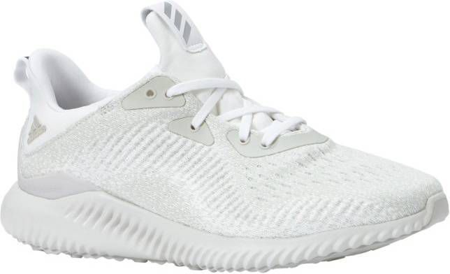 Adidas Alphabounce Future White Silver Metallic
